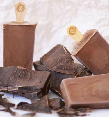 Chocolate Paleta Icepop