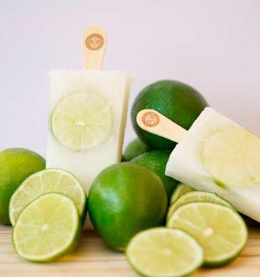 Lime Paleta Icepop