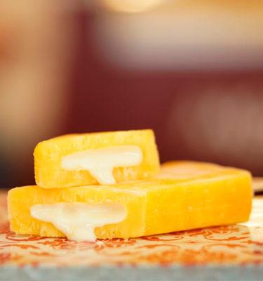 Maracuya Condensed Milk Paleta Icepop
