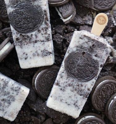 Oreo Paletas Icepop