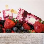 greek yogurt & wild berries Image